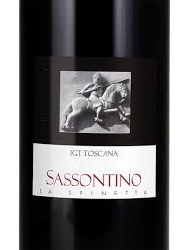 LA SPINETTA SASSONTINO 750ML
