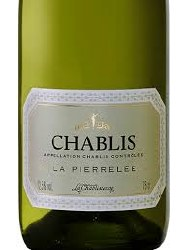 LA CHABLISIENNE PIERRELEE750ML