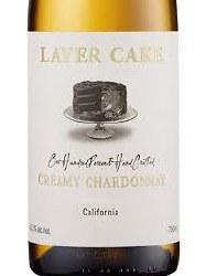 LAYER CAKE CREAMY/CHARD 750ML