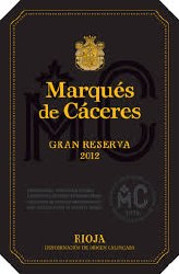 MARQUES CACERES GRSV 750ML