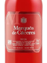 MARQUES CACERES ROSE 750ML