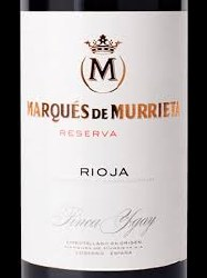 MARQUES MURRIETA YGAY RSV750ML