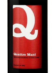 QUATTRO MANI MD'A 750ML