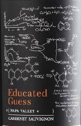EDUCATED GUESS CS NAPA 750ML