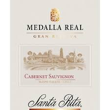 SANTA RITA CS MED REAL 750ML