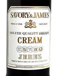 SAVORY&JAMES CREAM 750ML