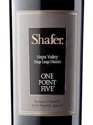 SHAFER CS ONE POINT FIVE 750ML