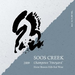 SOOS CREEK CHAMPOUX  750ML