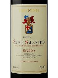 TAURINO SALICE SALENTINO 750ML