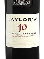 TAYLOR Fladgate 10YR TAWNY 750ML