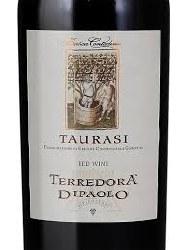 TERREDORA TAURASI 750ML
