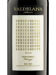 VALDELANA TEMP CRIANZA 750ML