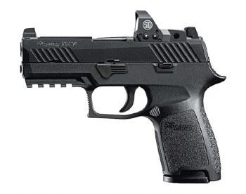 Sig P320 Cmpct 9mm w/Romeo