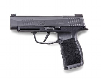 Sig P365XL, (2) 12-rd mags 9mm
