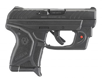 Ruger LCP II w/Laser 6+1