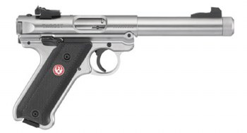 Ruger Mark IV Target Threaded