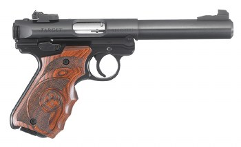 """Ruger Mark IV Target 5.5"""""""