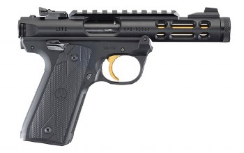 Ruger Mark IV 22/45 Lite-Blk