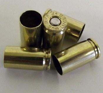 9MM Luger Brass Primed 50pc