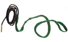 Hoppe's Bore Snake 22 rifle
