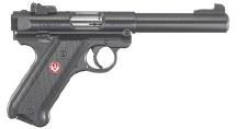 Ruger MK IV Target Pistol