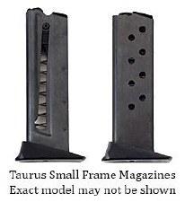 Taurus PT-25 8-round magazine