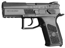 CZ P-07 9mm Omega Trigger