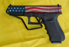 Gen3 Glock17 Am Flag