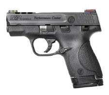 S&W M&P Shield Ported 40SW