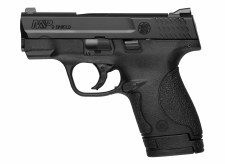 S&W M&P Shield 9mm No Safety