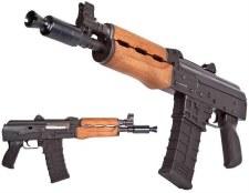 Zastava AK Pistol 5.56-AR Mags