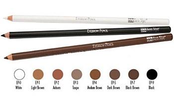 "Ben Nye Eyebrow Pencil - Auburn 7"""