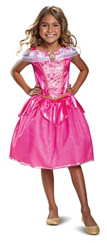 Disney Sleeping Beauty Aurora Classic Child Costume