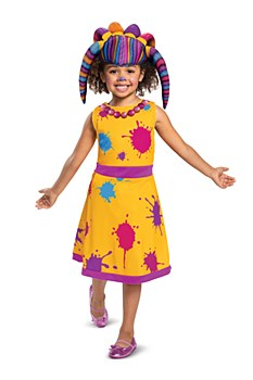 Super Monsters Zoe Walker Child Costume
