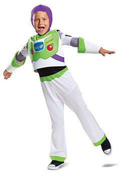 Toy Story Buzz Lightyear Classic Child Costume