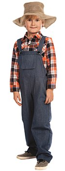 Farmer / Gold Miner Child Costume