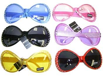 Elton John Rhinestone Sunglasses