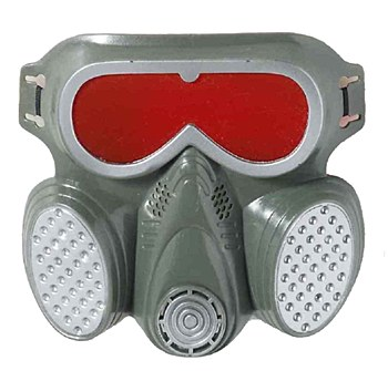 Biohazard Respirator Gas Mask