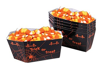 Coffin Candy Cup Boxes