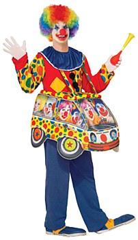 Clown Car Adult Costume