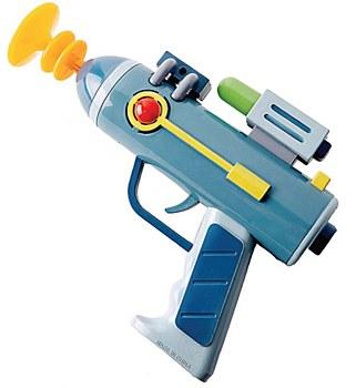 'Rick and Morty' Laser Gun