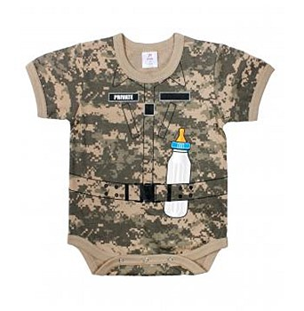 Army Onesie Infant Costume