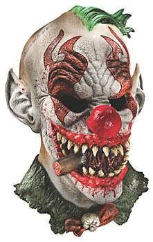Fonzo Clown Deluxe Latex Mask