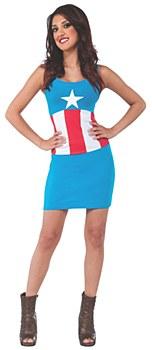 American Dream Adult Tank Dress