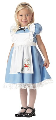 Alice in Wonderland Alice Toddler Costume
