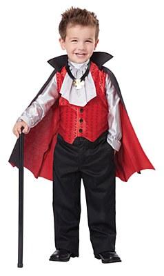 Dapper Vampire Toddler Child Costume