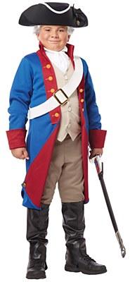 American Patriot Child Costume