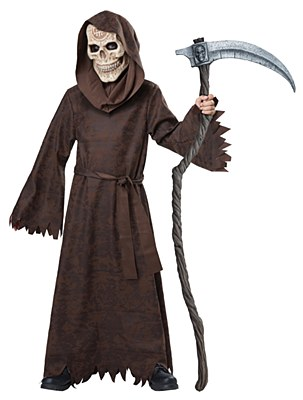 Ancient Reaper Child Costume