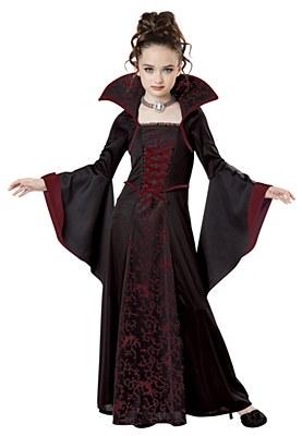 Royal Vampire Child Costume