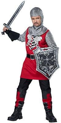 Brave Knight Child Costume
